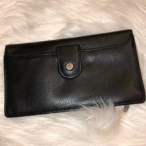 Options Leather Wallet Good Condition